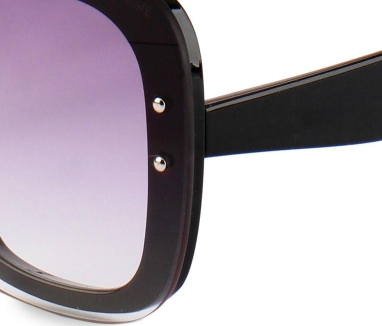 Oversized Ombre Sunglasses - Black Sunglasses - Urban State Indonesia