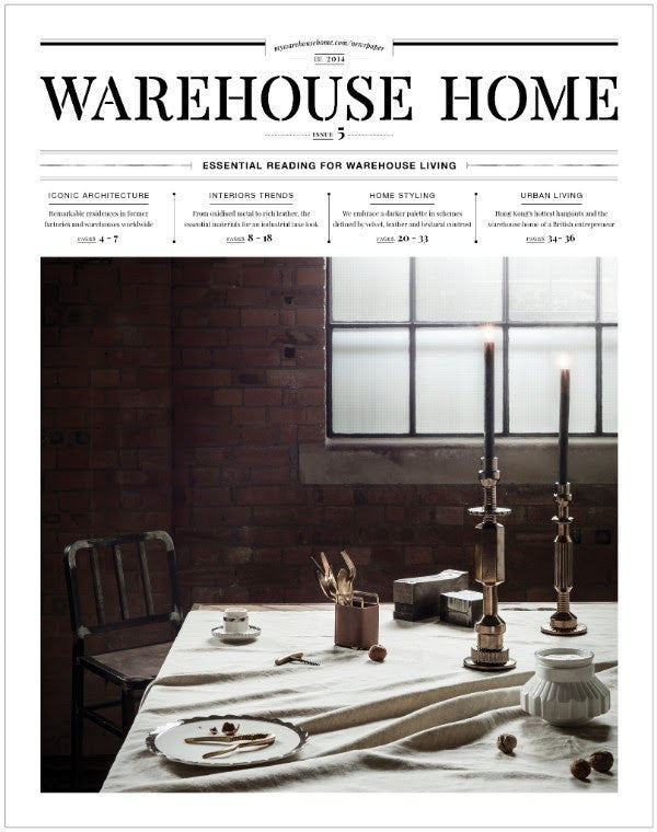As seen in: Warehouse Home