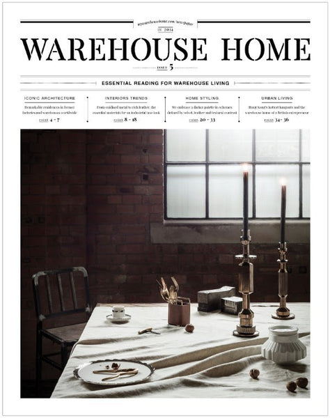 Warehouse Home Magazine
