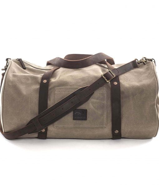 Suedebird Alex Natural Weekend Bag -LAST ONE!