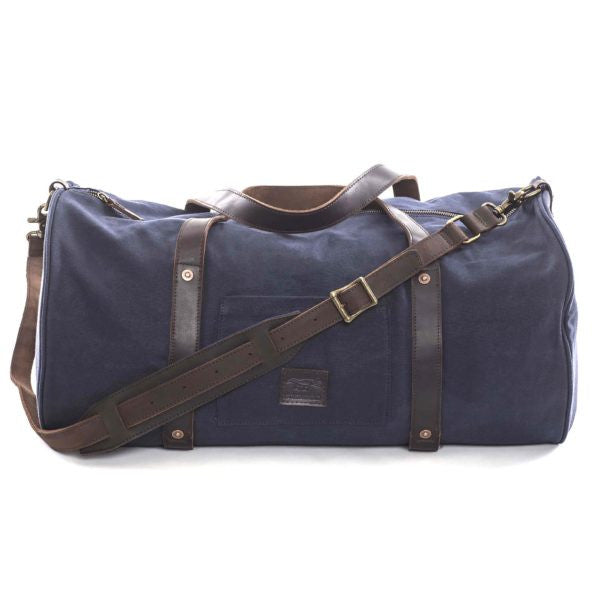 Suedebird Alex Weekend Bag Navy - LAST ONE!