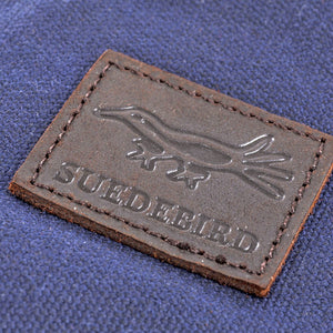 Suedebird Mika Toilet Bag Navy