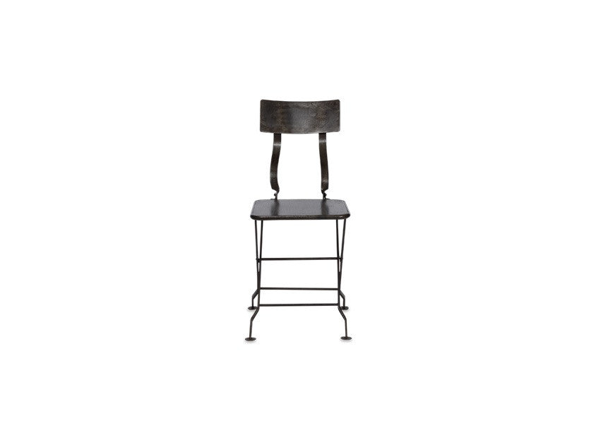 Nkuku Ekete Iron Folding Chair