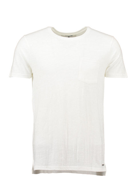 Garcia RICO Men's Off-White T-Shirt - LAST SIZES REDUCED!!