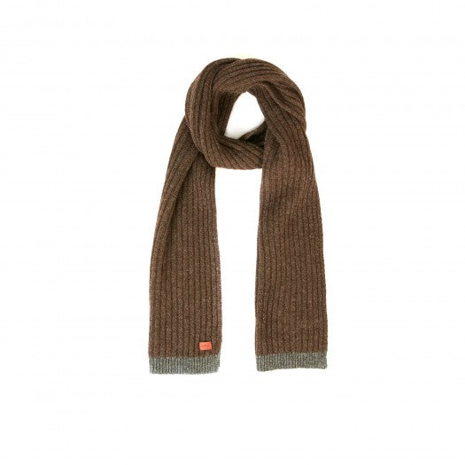 Aigle Classic Woollen Flyscarf Russet