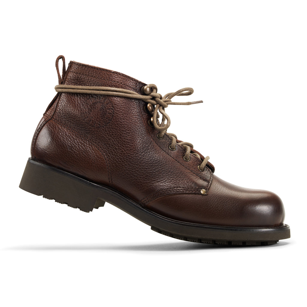 Claes Goran Gustav Boot Dark Brown