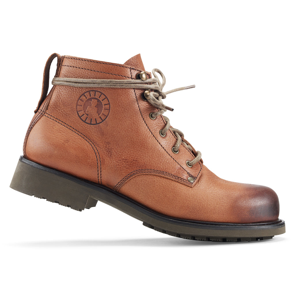 Claes Goran Gustav Boot Brown