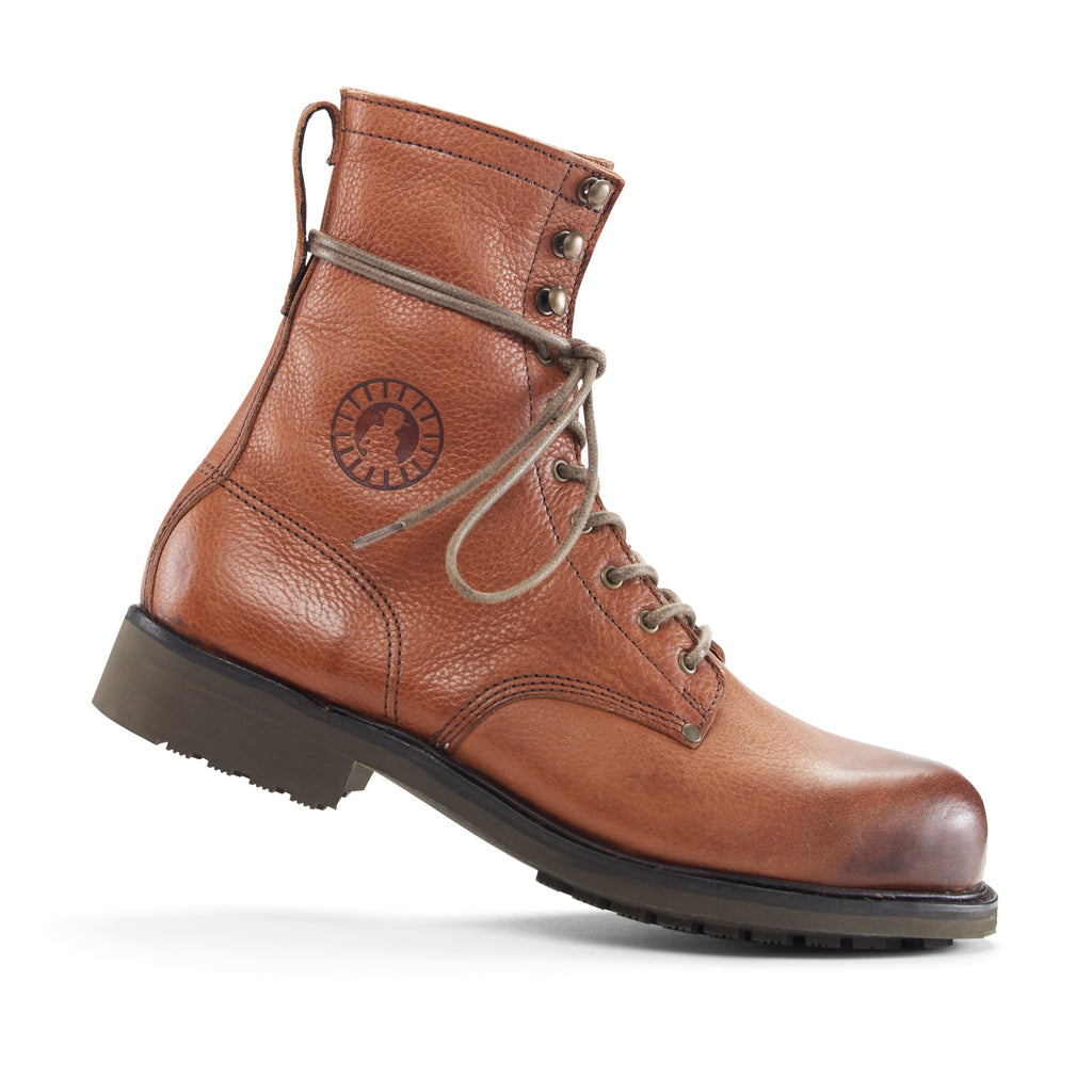 Claes Goran Nino Boot Brown