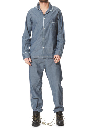 Claes Goran 5oz Selvedge Denim Pyjamas