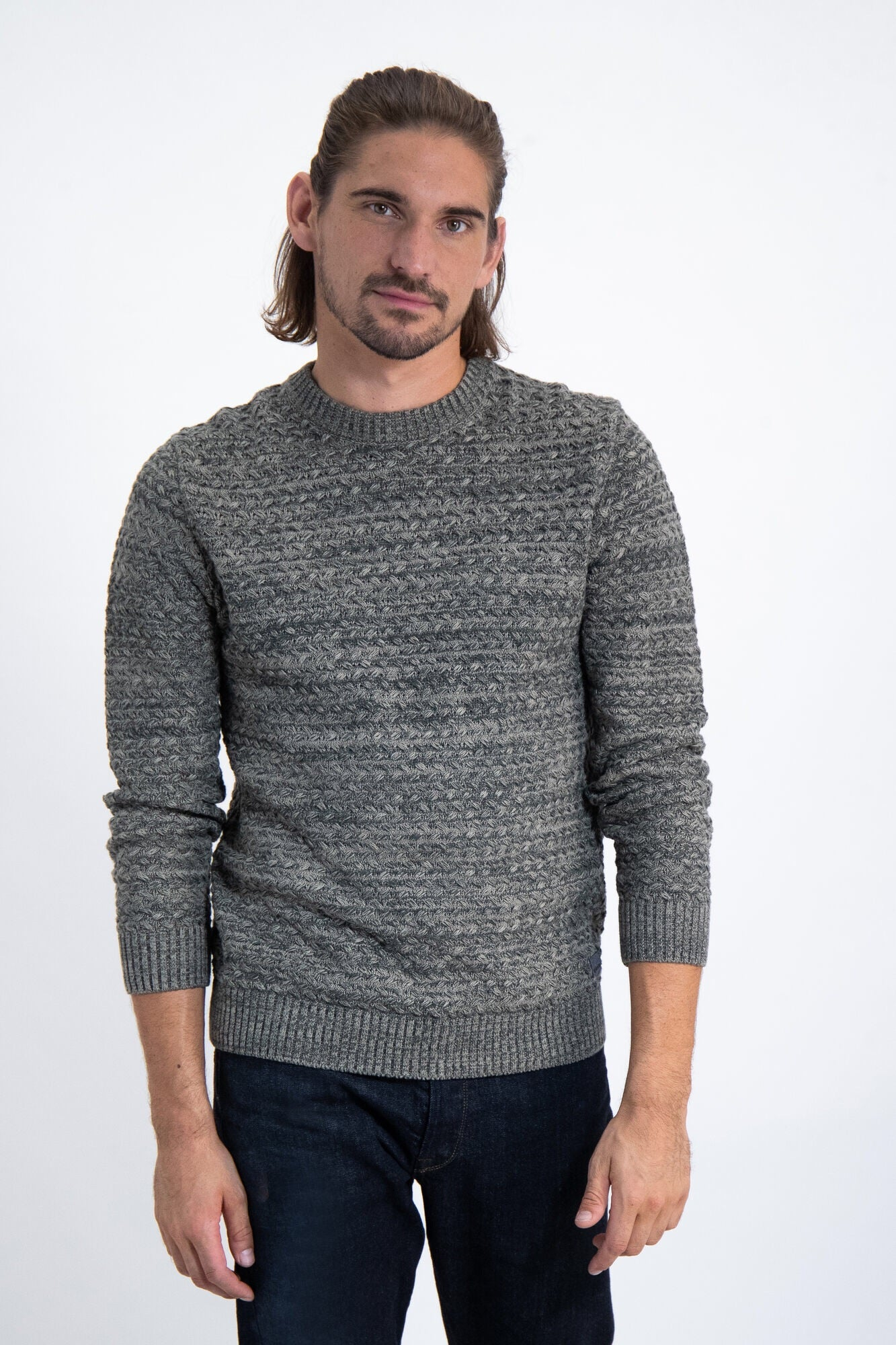 Garcia Men's Knitted Jumper