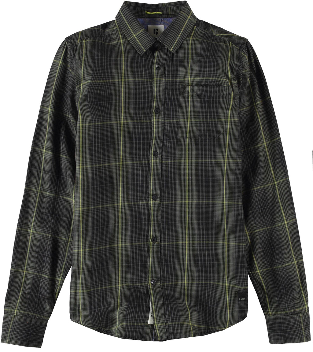 Garcia Men's Kalamata Check Shirt - REDUCED!