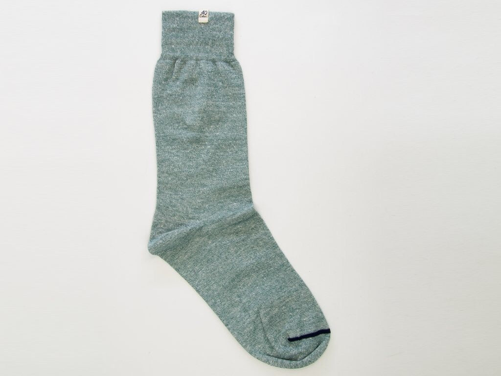 40 Colori Melange Linen Socks - REDUCED!