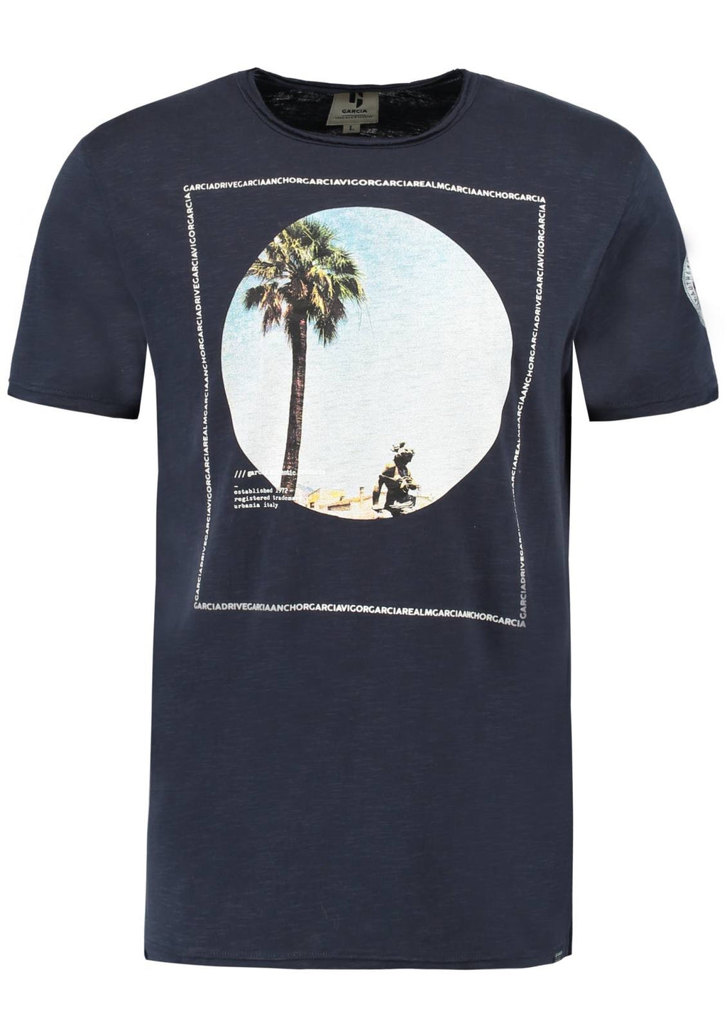 Garcia Dark Moon T-Shirt