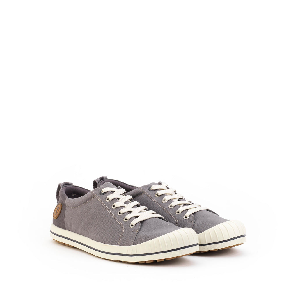 LAST PAIR REDUCED! Aigle Pewter Caldono Lace-Up