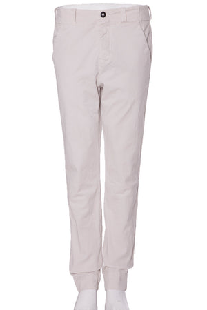 Hannes Roether Cotton Trouser