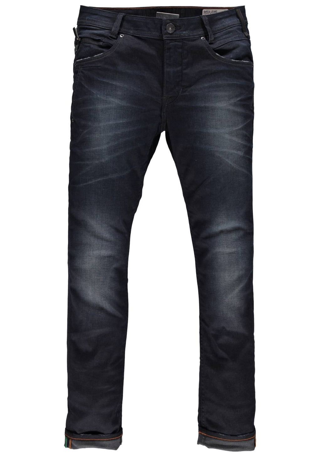 Garcia RUSSO Edition Dark Used Jeans