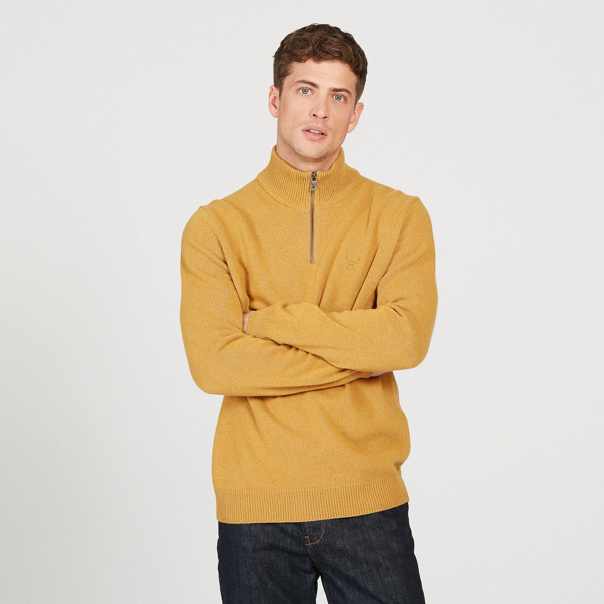 Aigle Gontab Curry Zip Jersey