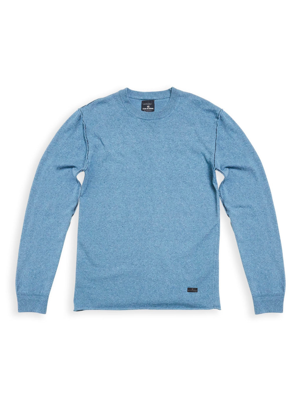 Blue de Genes San Pietro Denim Knit