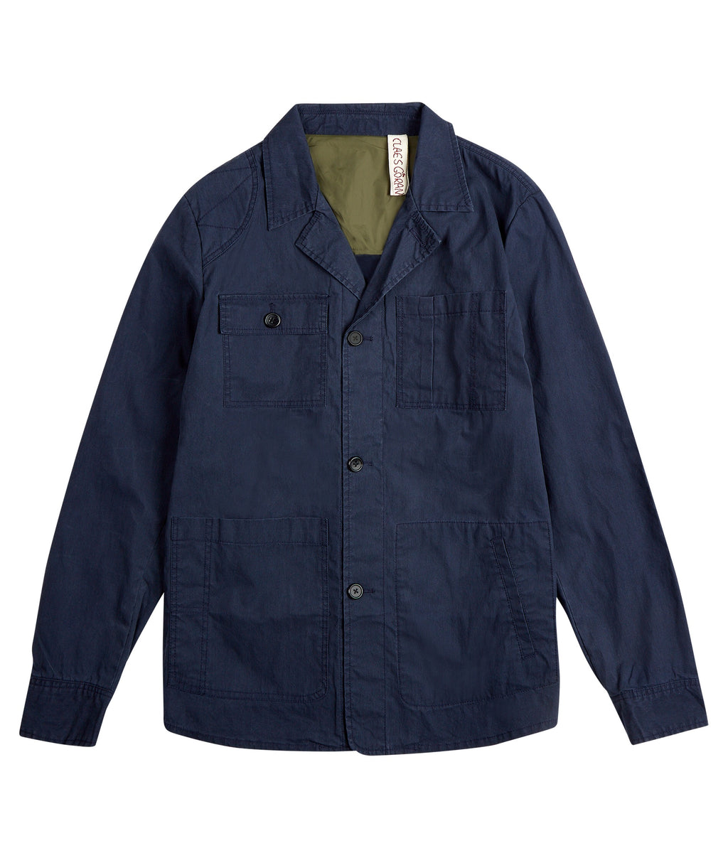 Claes Goran Blue Mood Jacket - LAST SIZE REDUCED!!