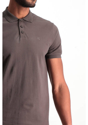 Garcia Men Truffle Polo