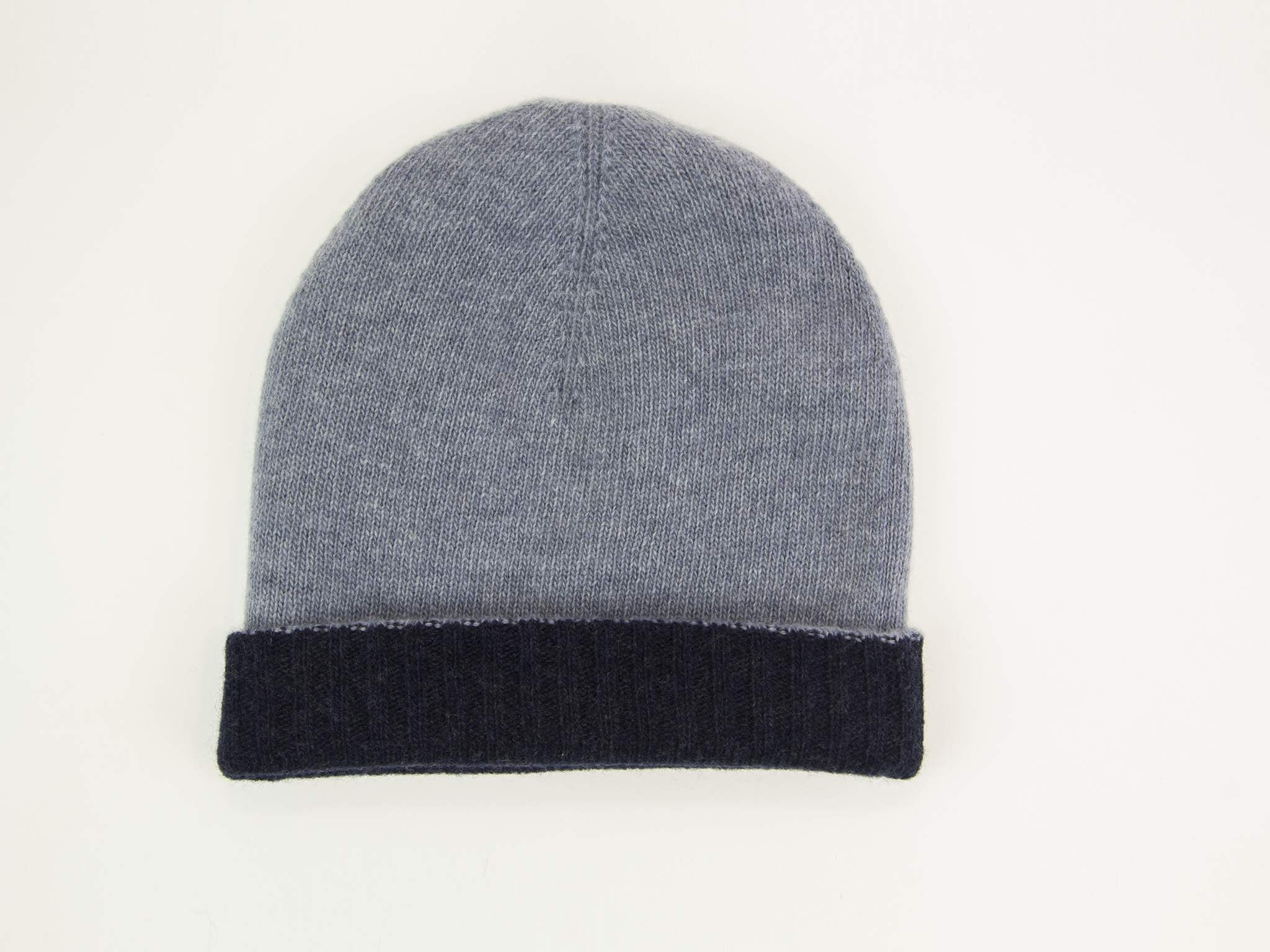 40 Colori Reversable Cashmere & Wool Beanie