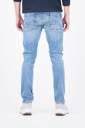Garcia Savio Slim Used Light Jeans