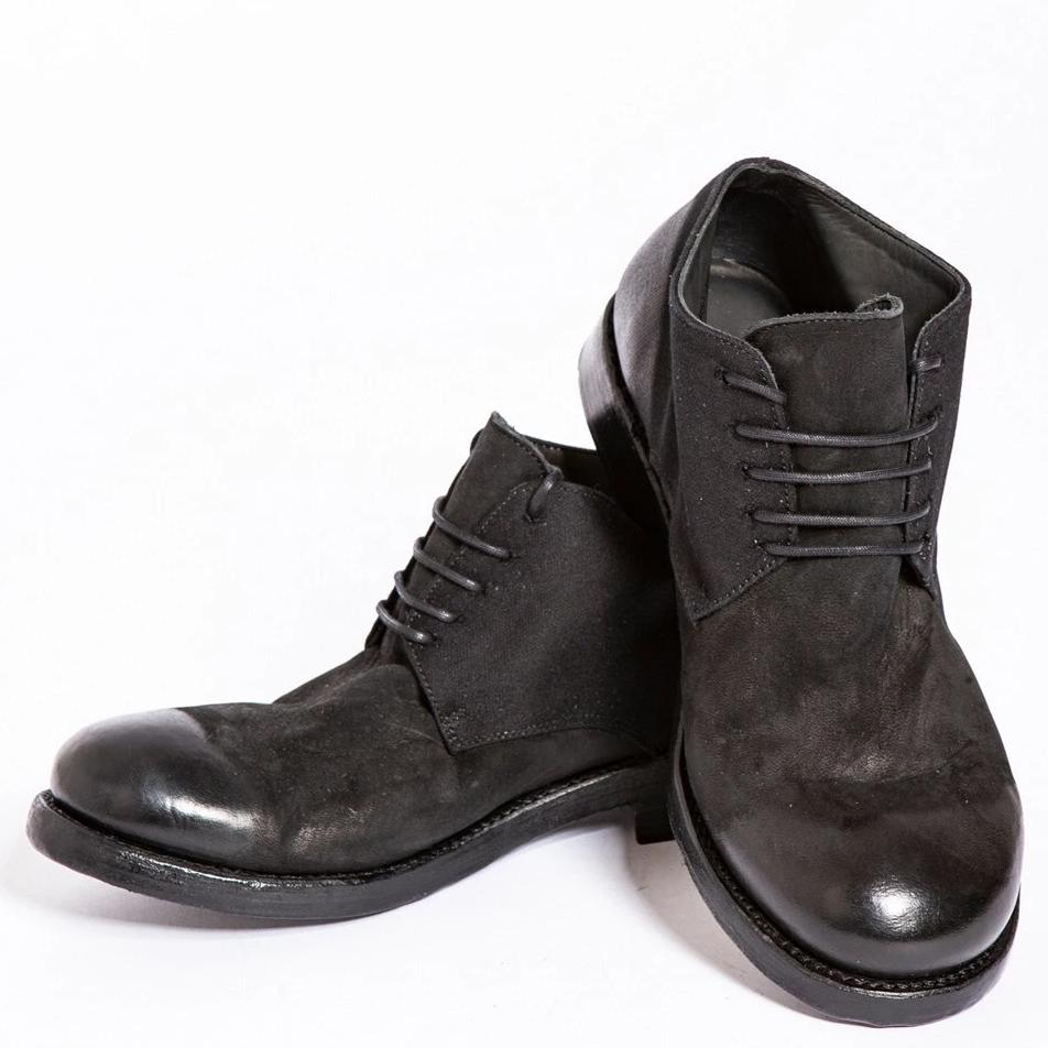 Hannes Roether Black Ankle Boot