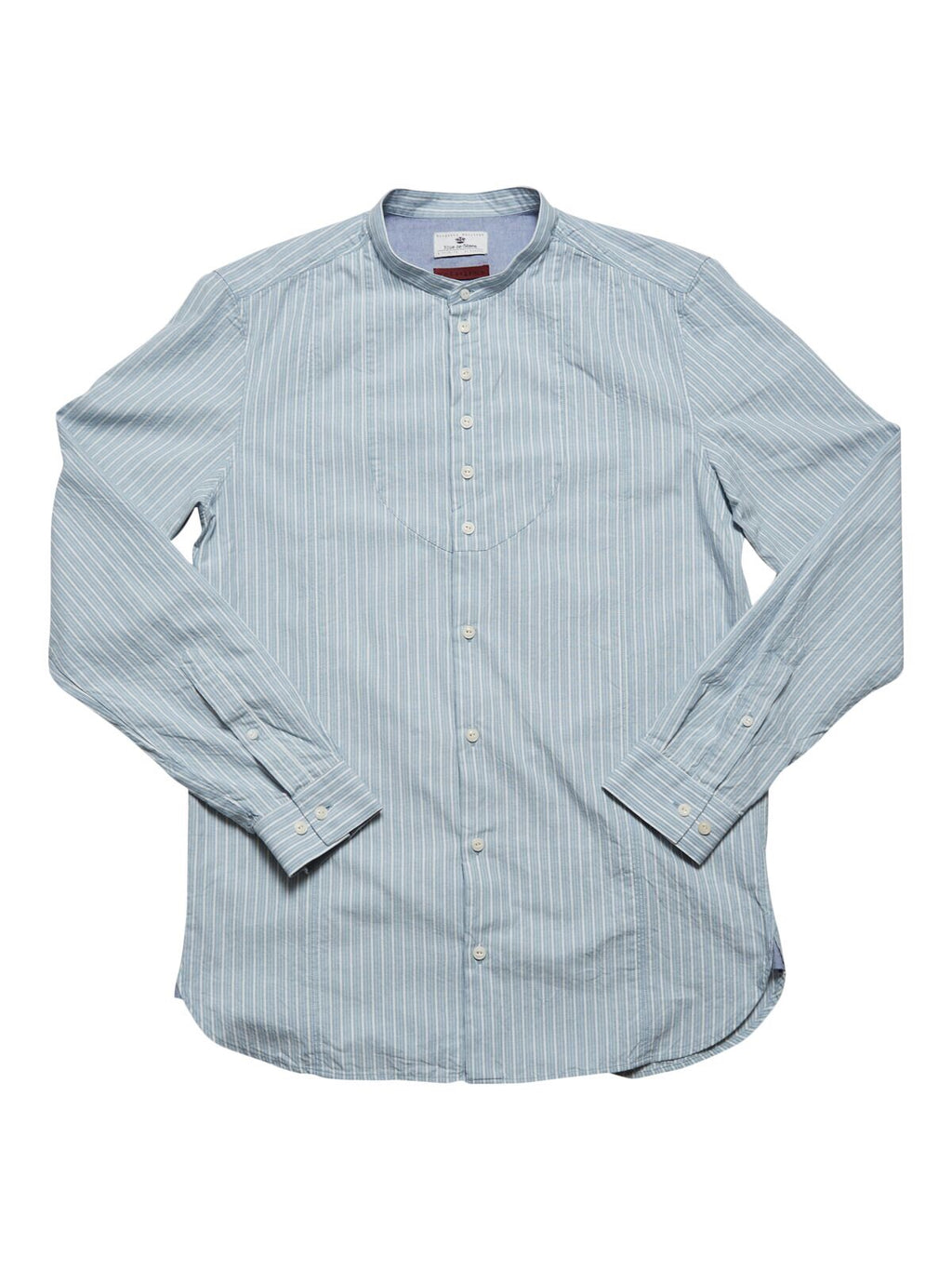 Blue de Genes Taibon Brooklyn Shirt