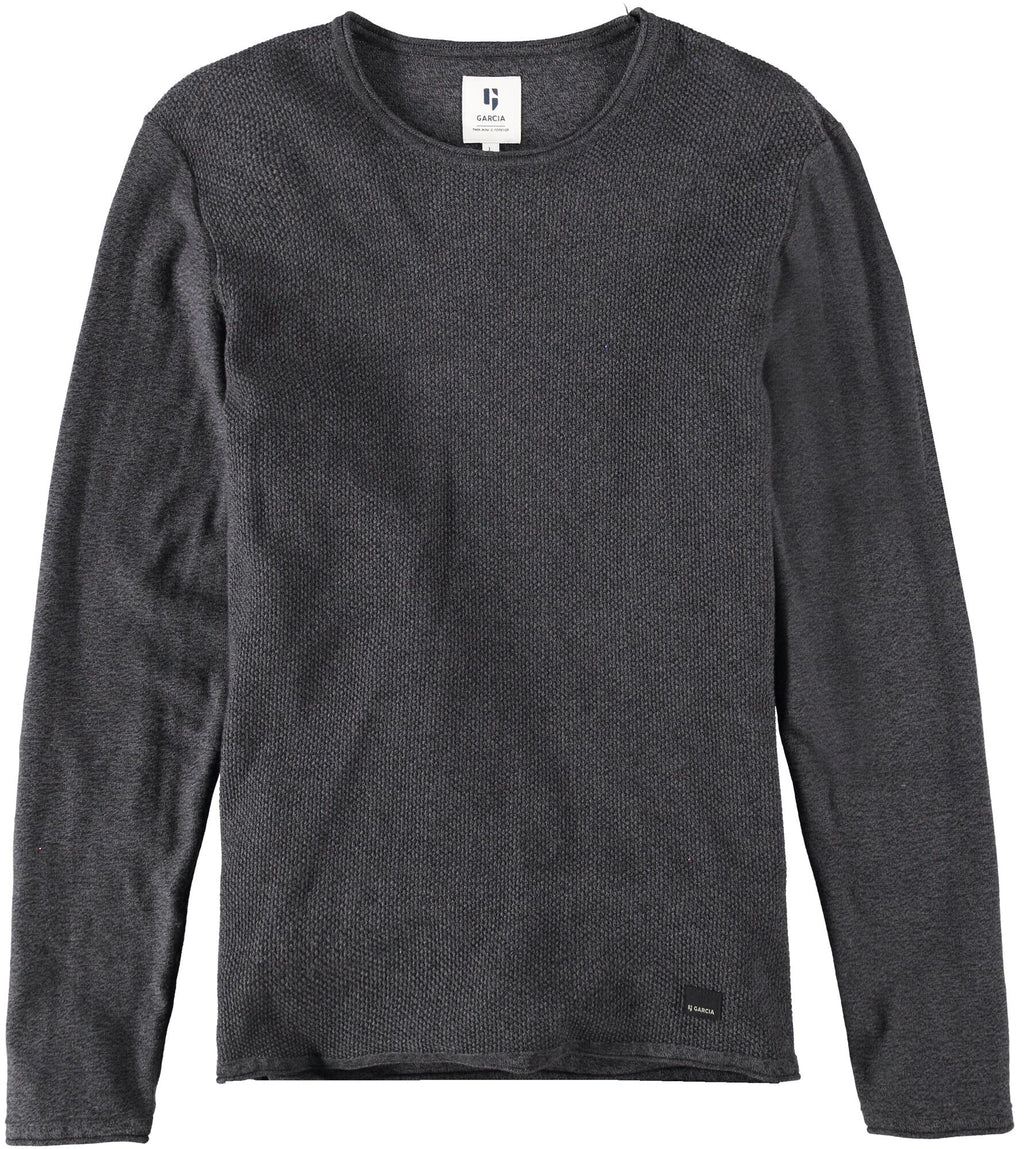 Garcia Men's Black Sweater