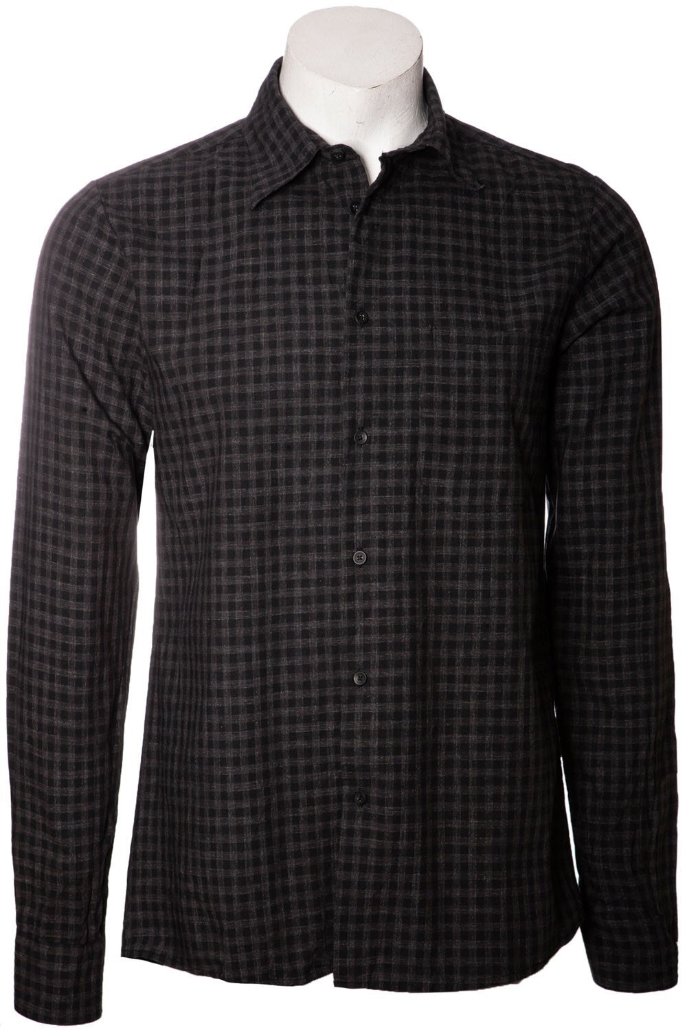 Hannes Roether Check Shirt - LAST SIZES!