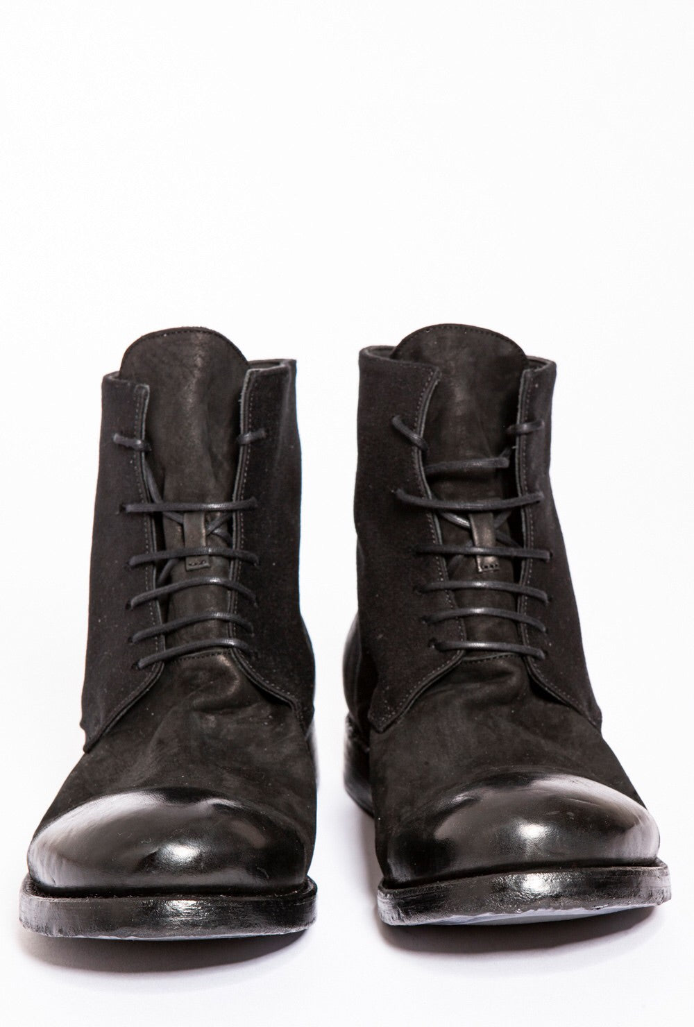Hannes Roether / Last Conspiracy Black Boot - LAST SIZES!