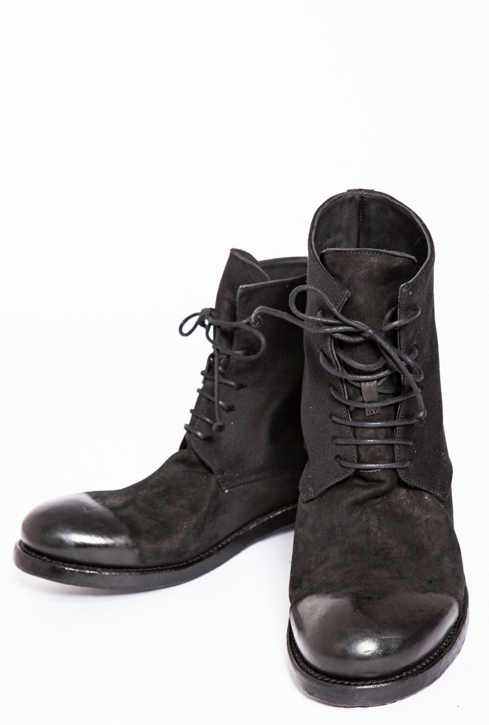 Hannes Roether / Last Conspiracy Black Boot