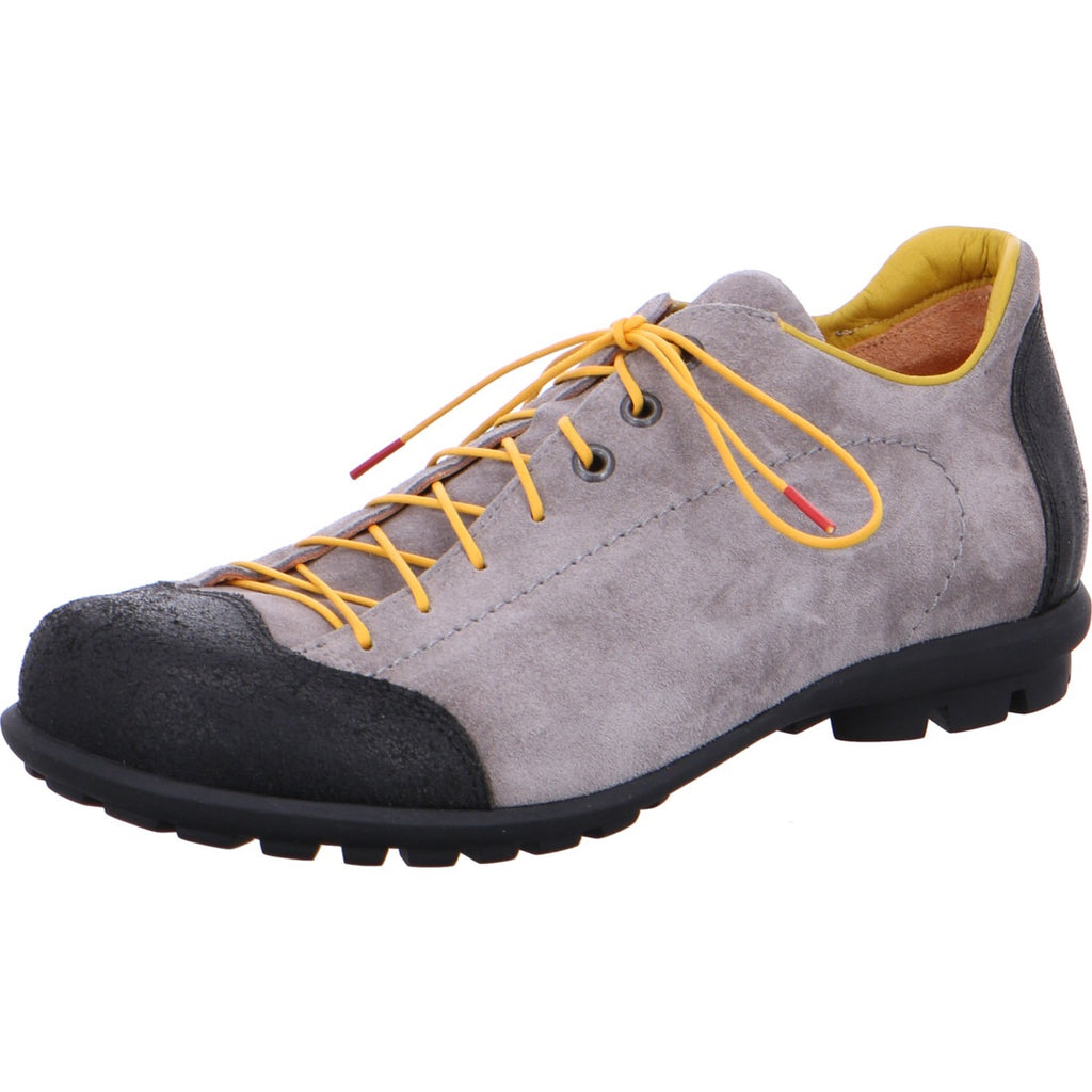 Think! Grey Suede Shoe