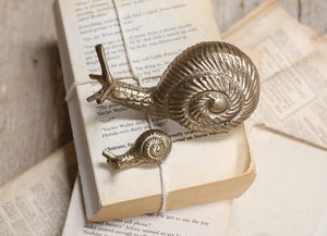 Nkuku Snail Paper Weight Large