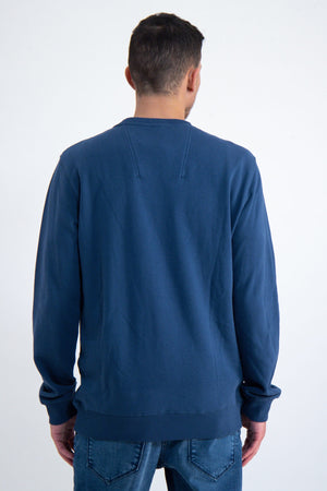 Garcia Blue-Spring Sweat Shirt - LAST SIZES