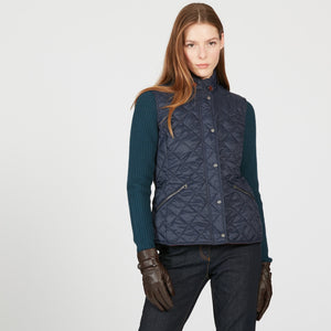 Aigle RUBBYVEST Dark Navy Bodywarmer