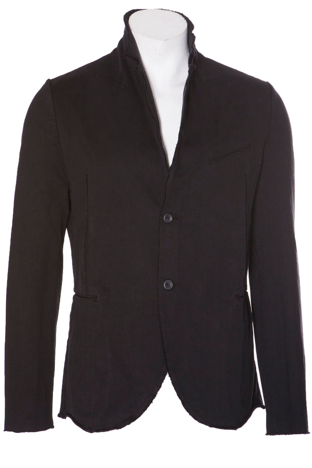 Hannes Roether Black Sports Jacket