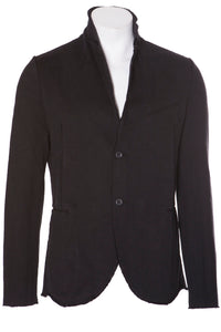 Hannes Roether Black Sports Jacket - LAST SIZE REDUCED!!