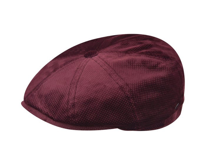 Bailey Burgundy Velvet Breed