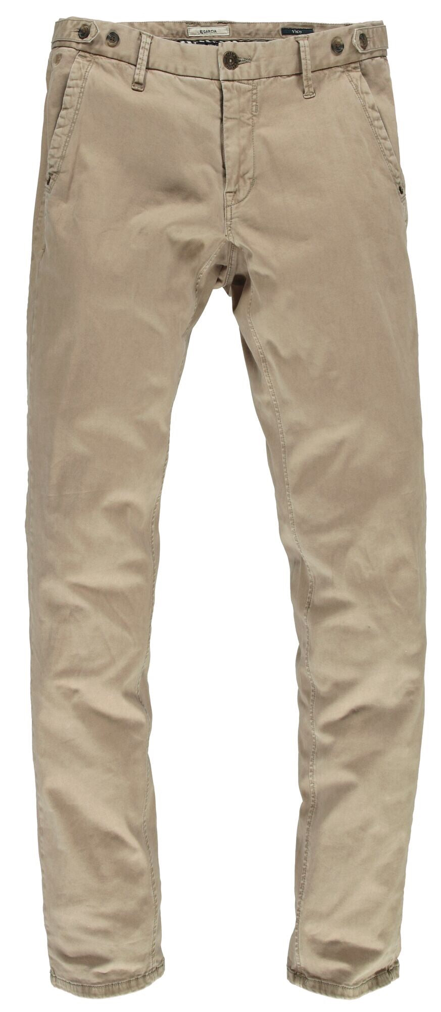 Garcia Men's Warm Sand Chino