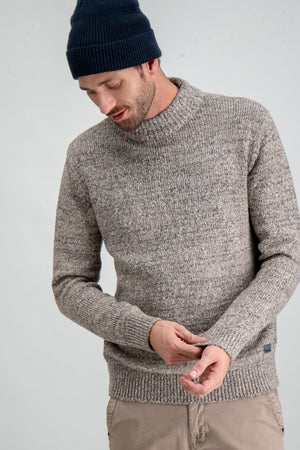 Garcia Men's Turtle Neck Sweater