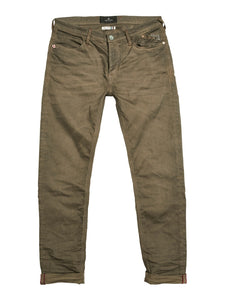Blue de Genes Camel Repi Oil Trousers