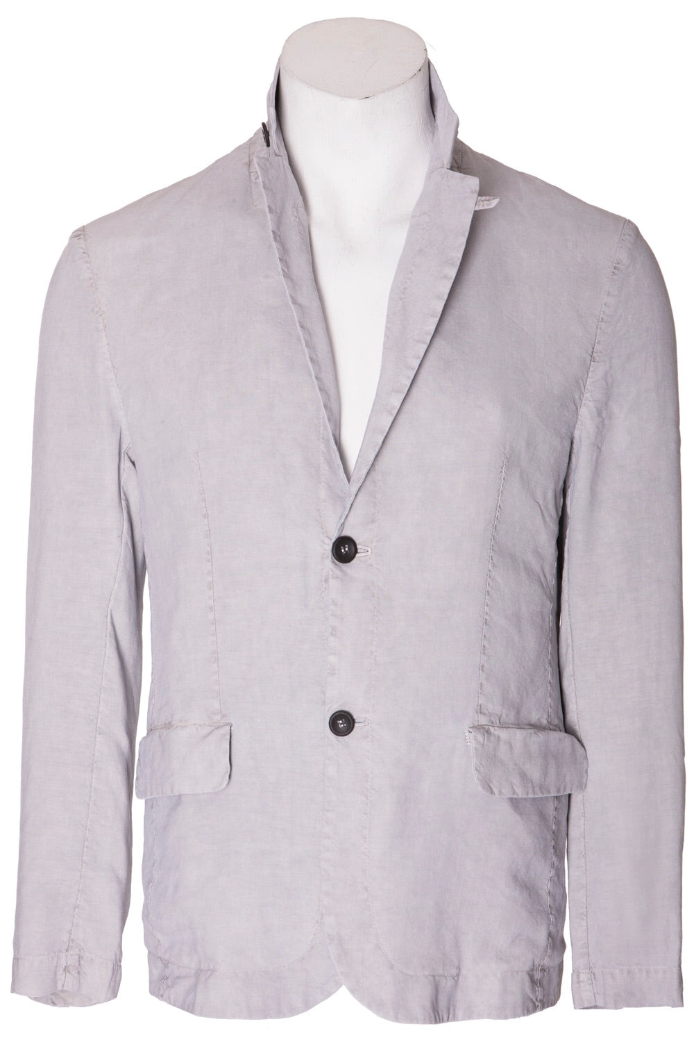Hannes Roether Silk / Linen Jacket - LAST ONE!