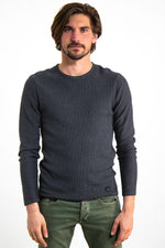 Garcia Men's Black Sweater - LAST ONE REDUCED!!