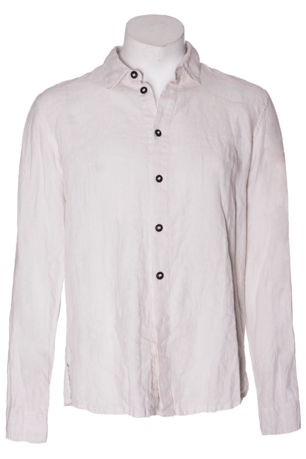 LAST ONE!! - Hannes Roether Linen Shirt