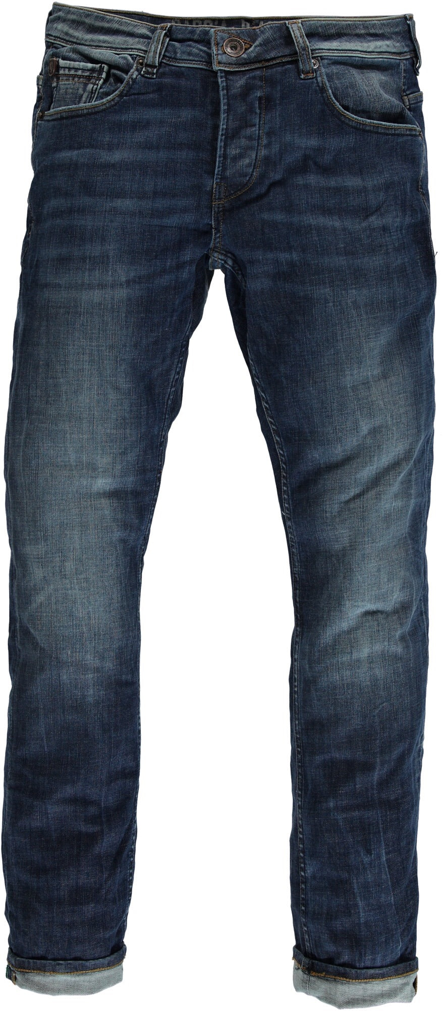 Garcia Men's Savio Dark Used Jeans