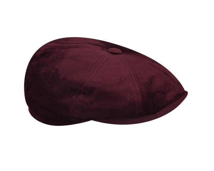 Bailey Burgundy Velvet Breed - LAST ONE!