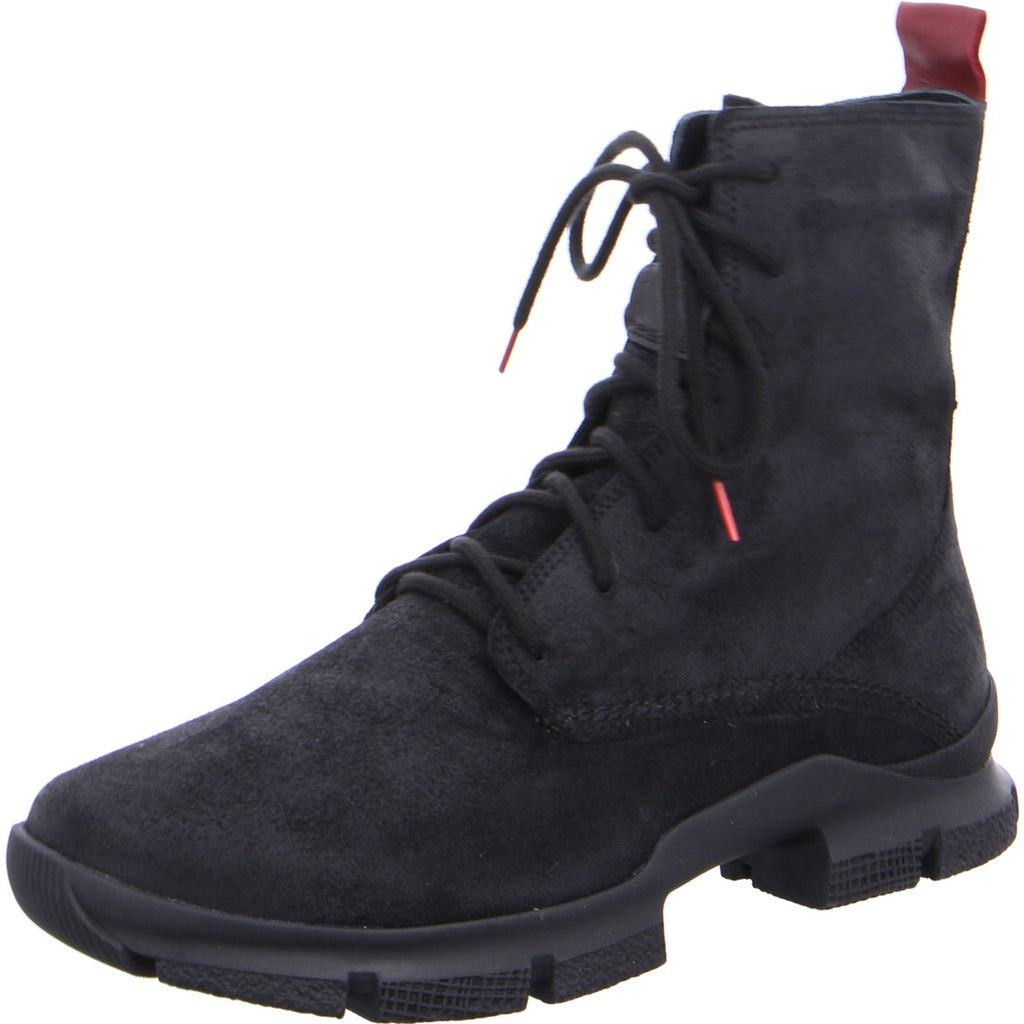 Think! Black WAUNDA Boot - LAST SIZES!!