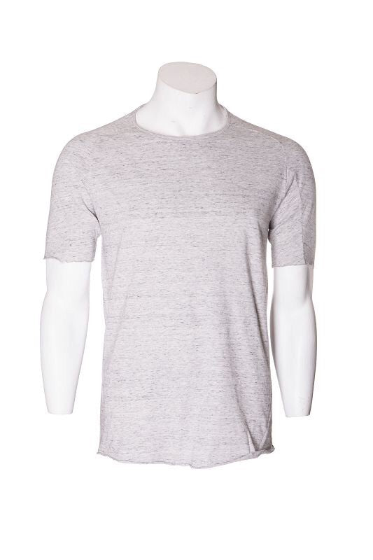 Hannes Roether Dish Cotton Knit T-Shirt