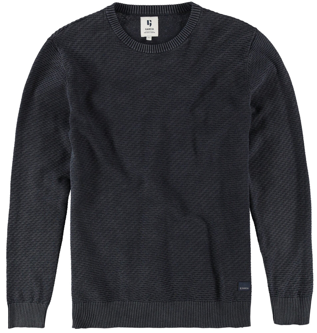 Garcia Men's Dark Moon Sweater - LAST SIZES REDUCED!!